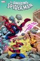AMAZING SPIDER-MAN #75 1:25 FRENZ VARIANT COVER