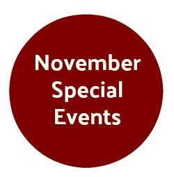 Special Events in November